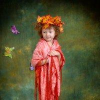 Осенняя фея :: Виталий Апухтин