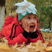 Осенняя прогулка :: Майя Смехова