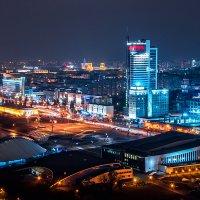 Night Minsk :: Aliaksandr Tarasevich