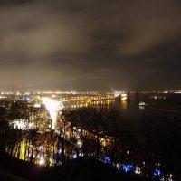 Украина. Киев. Взгляд на Подол. 3 января 2012 года. :: Макарова Оксана