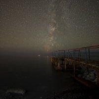 Причал для галактики :: Александр Плеханов