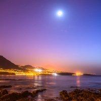 Замёрзший ночной океан :: Bogdan Snegureac