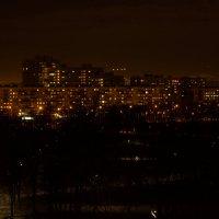 ночной город :: Google