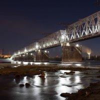 Первый железнодорожный мост через Обь. :: Maxim Bondar