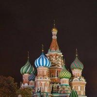 Собор Покрова Пресвятой Богородицы, что на Рву. :: Юрий Шувалов