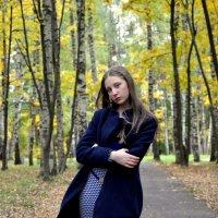 Золотая осень в Вязниках :: Виктория Румянцева
