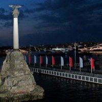 Севастополь.Памятник затопленным кораблям. :: Цмыг Галина