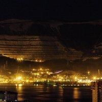 Ночной город-порт :: Алиса Терновая