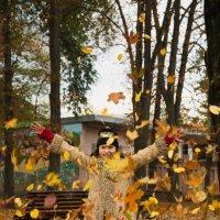 -Ура! Осень наступила! :: Валентина M