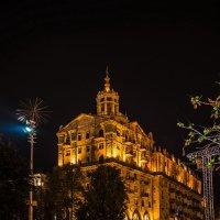 Вечерний Киев :: Инга Мысловская