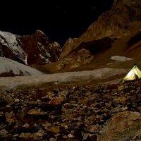 Ночь в горах, на высоте 3400м. :: Виктор Осипчук