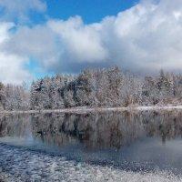 Осень на севере :: Валерий