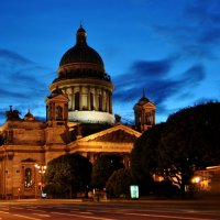 Ночной Петербург :: Натали Пам