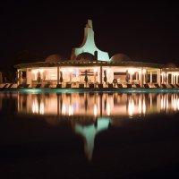Остров среди ночи :: Александр Руцкой