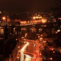 Night lights of Prague-1. :: Avgusta