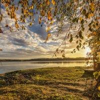 Первый рассвет октября :: Наталия Горюнова