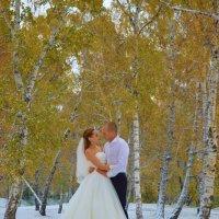 Свадьба в первый снег :: Татьяна Карканица