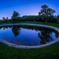 Ночной пейзаж :: Игорь Герман