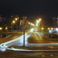 Светлячки ночного города! :: Эдуард