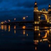 В водовороте ночи :: Ruslan Bolgov