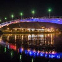 Ночь в Великом Новгороде. :: Наталья Иванова