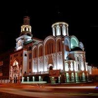 1 фото ХРАМ Поволжского православного института.  2 фото Пожарники :: Александр Клынин