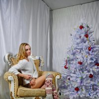 Снегурочка :: Евгений Жиляев