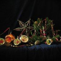 Старый-старый Новый год :: Сергей Медведев