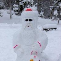 Карельский Дед Мороз :: Андрей Скорняков