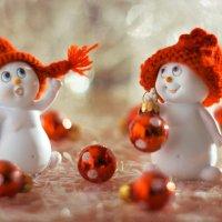 новый год :: Юлия Густерина ...
