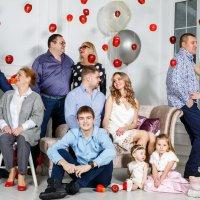 Семейная на Рождество :: Ильхам Сибгатуллин