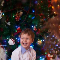новый год-веселый праздник :: Анна Баженовская