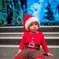 Санта на сцене! :: doctor13 Костеневич
