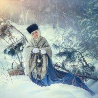 Морозко :: Denis Tolimbo Volkov