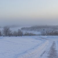 Зимняя дорога :: Игорь Герман