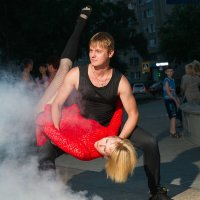 уличные танцы :: Сергей M