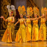 Таиланд-танцы. :: Алексей. Бордовский