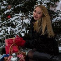 жду нового года :: Elena Каримова