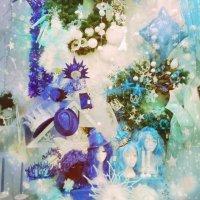 Праздничная витрина :: Лара Амелина