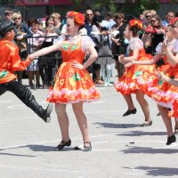 Танцуют дети Камызяка :: Alexander Markov