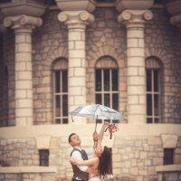 Танец под дождём :: Евгений Ланин