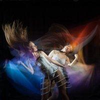 Цветные танцы :: Олег Дроздов