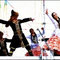 Танцы :: Оксана Галлямова