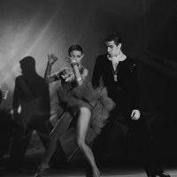 танец с тенями :: Алена Юрченко