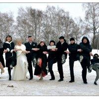 ...все и танцуют! :: Александр Силинский