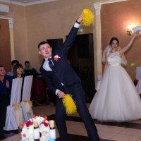 Веселая свадьба :: Анна