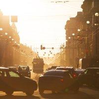 Утро в северной столице. :: Frol Polevoy