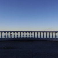 Балюстрада на горизонте :: Виктория Браун