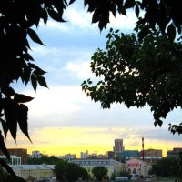 Москва-вечереет :: Виктор Захаров
