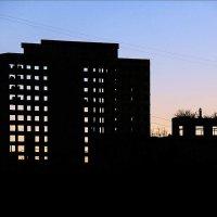 Странный дом :: Алена Афанасьева